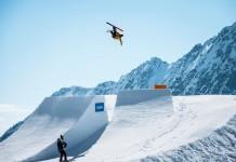Lörki's Performance stach heraus auf dem Stubaier Gletscher.