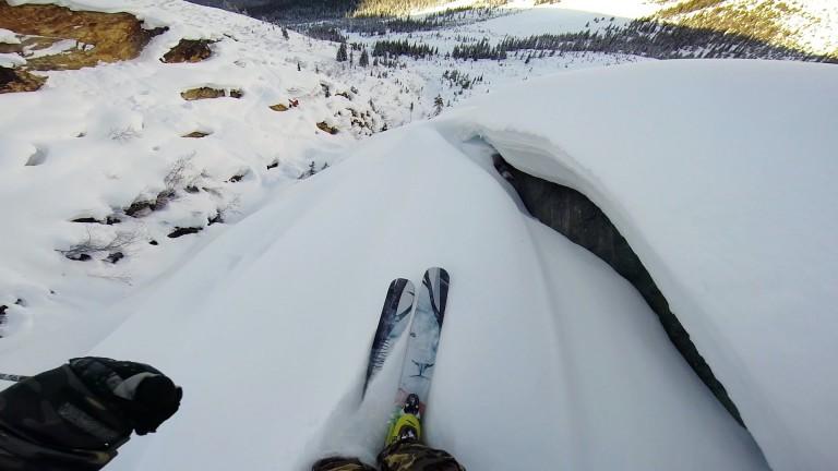 Tanner Hall // Ski Diaries