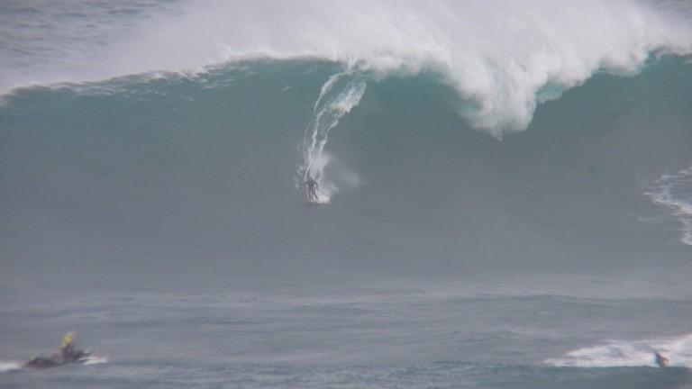 Chuck Patterson –  XXL Big Wave Skiing