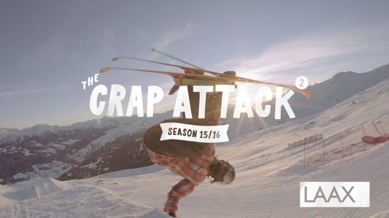 LAAX // The Crap Attack #2