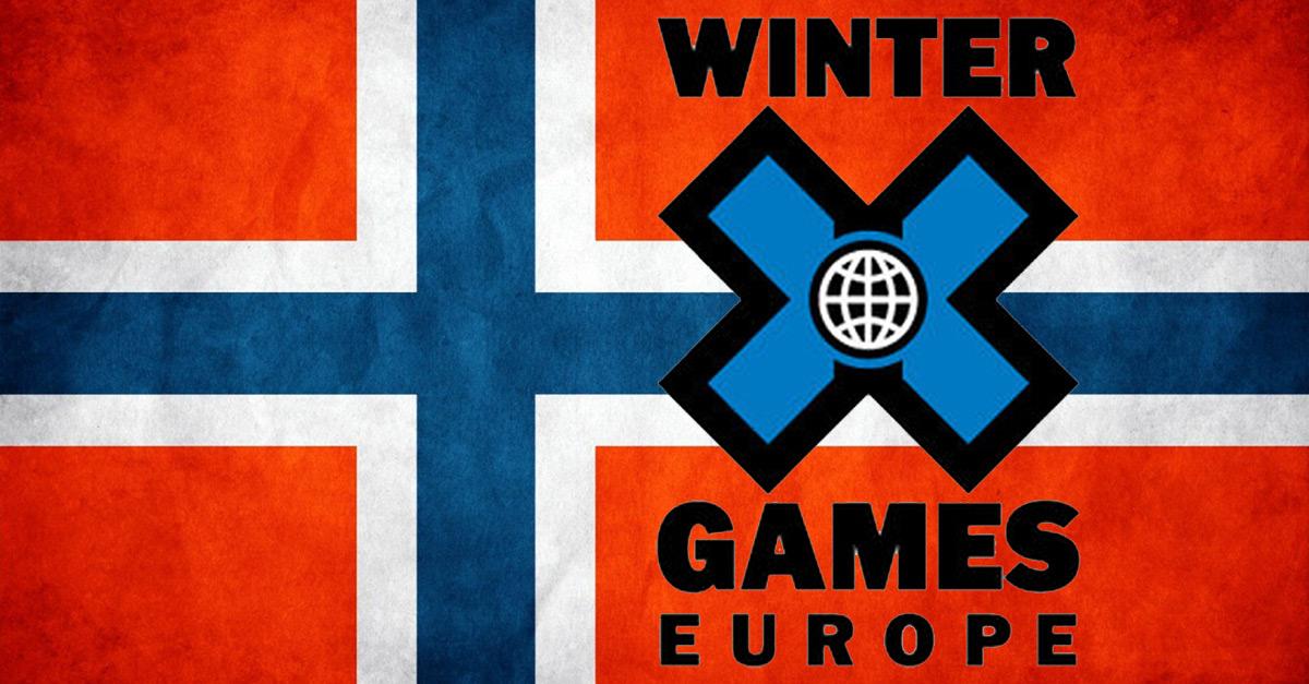 WInter X Games Oslo Live Stream