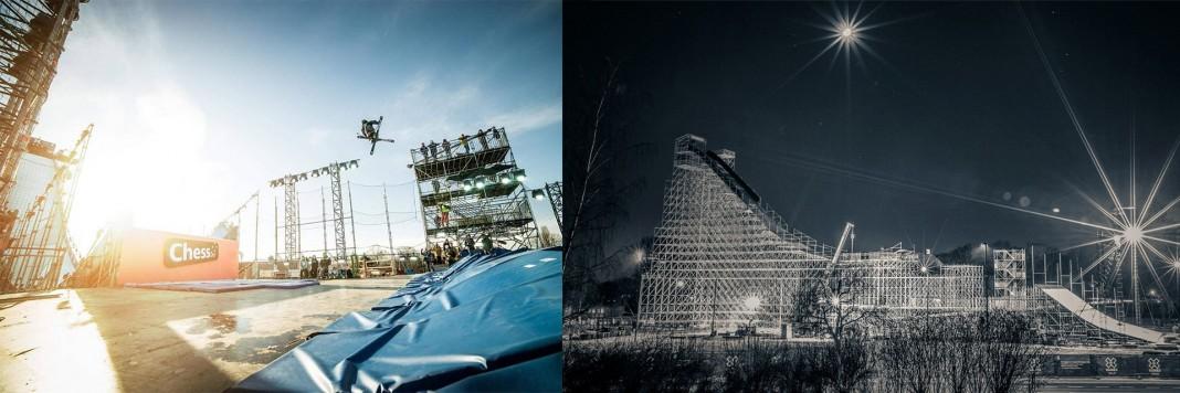 X Games Oslo - Big Air InstaCheck
