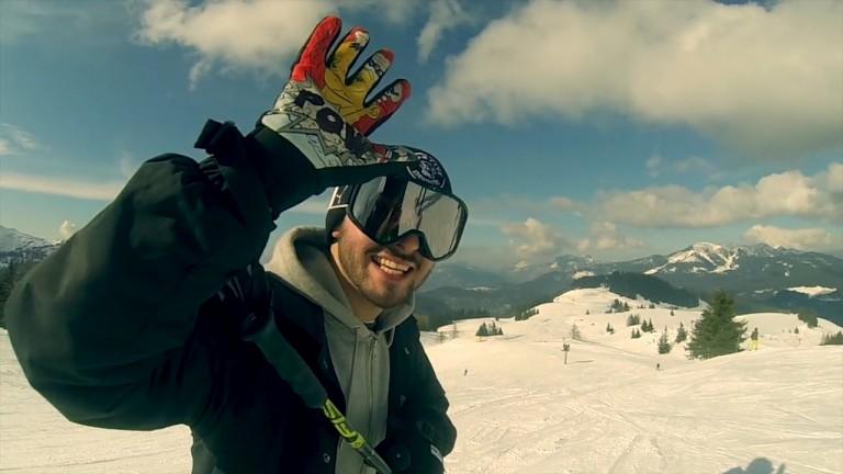Daniel Gassner: Highfive – Snowpark Steinplatte