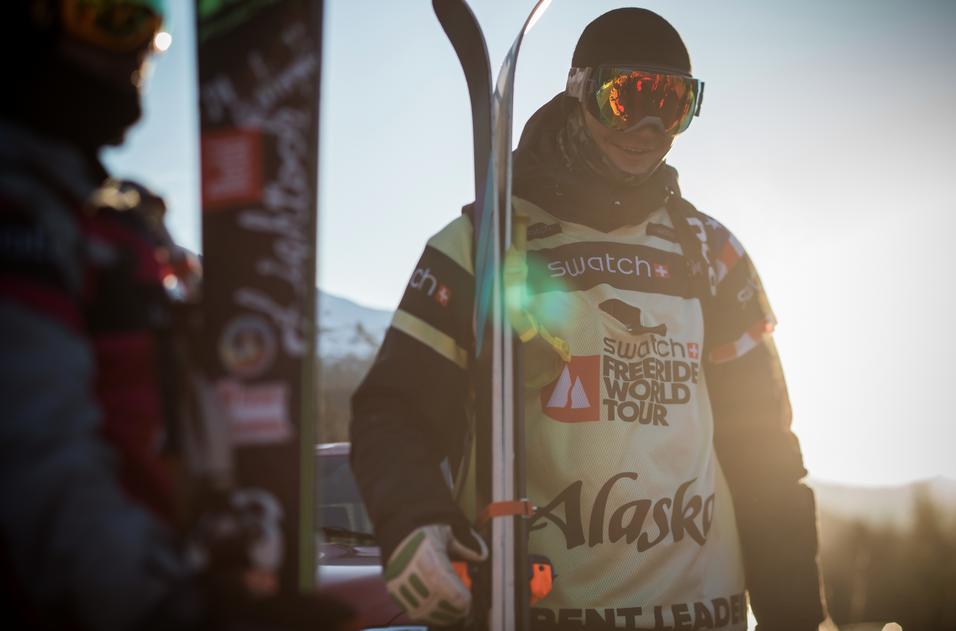 Freeride World Tour 2016 goes Alaska