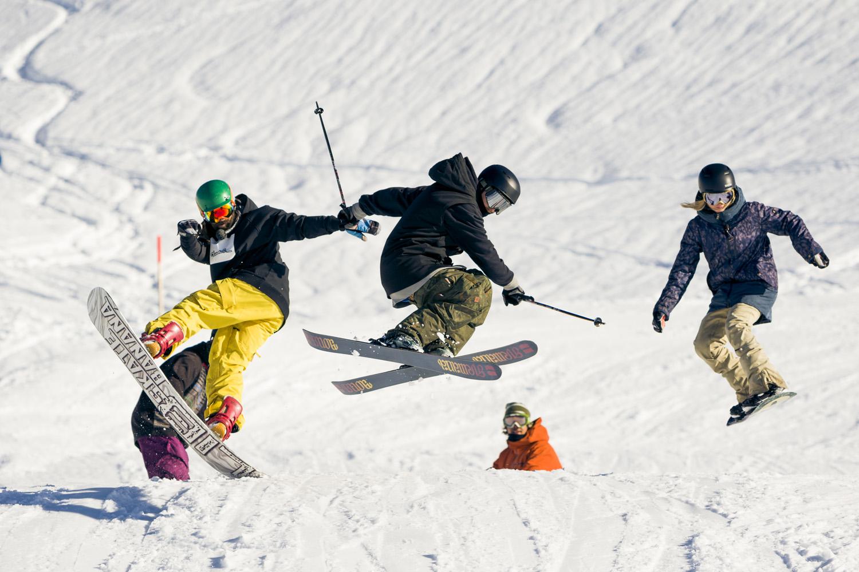 Snowpark Montafon – Kreative Lines und Spaß pur!