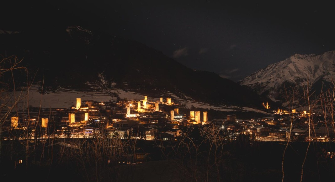 City at night - Foto: Klaus Listl