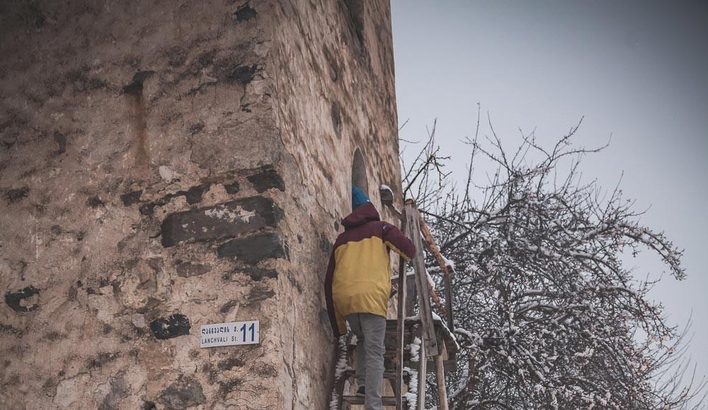 Exploring the city - Foto: Klaus Listl