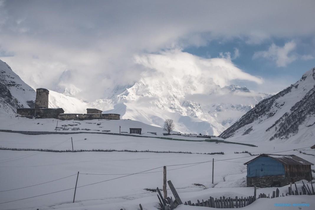 ... und Dörfer mit viel Ruhe. Aprés Ski ist hier glücklicherweise ein Fremdwort - Foto: Klaus Listl