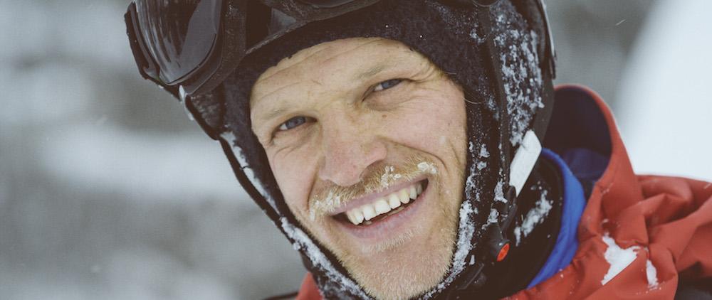 Björn hat gut Lachen mit einem neuen Sposnor im Gepäck, Credit: Hanno Mackowitz