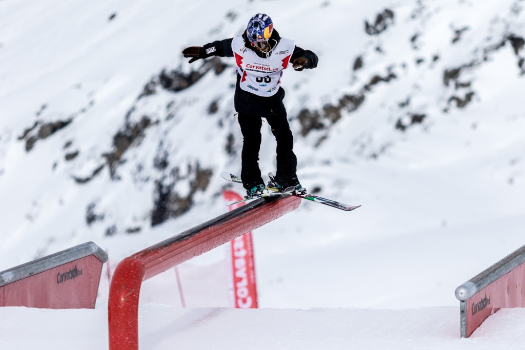 Freeski World Cup Corvatsch