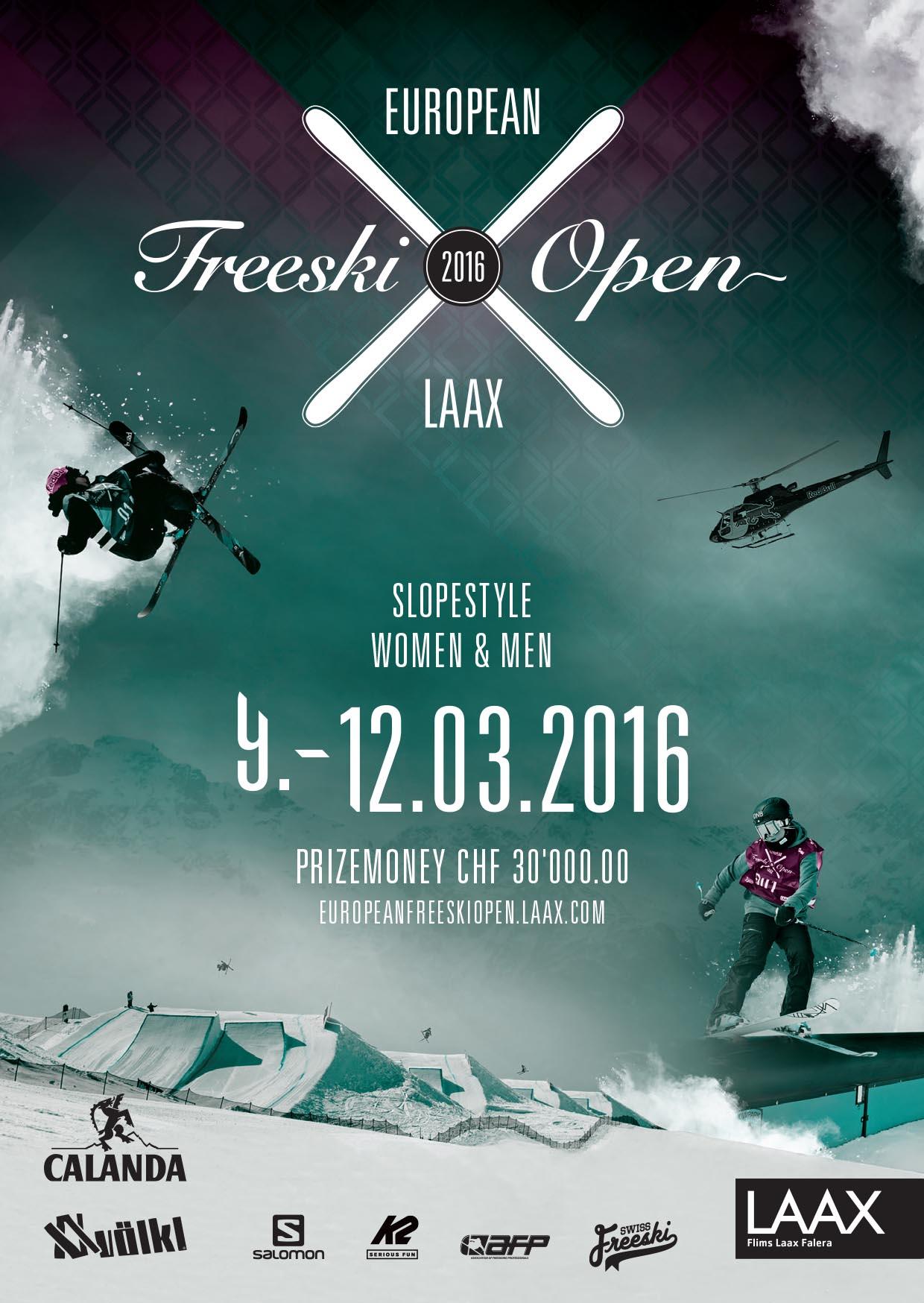 Visual_European Freeski Open