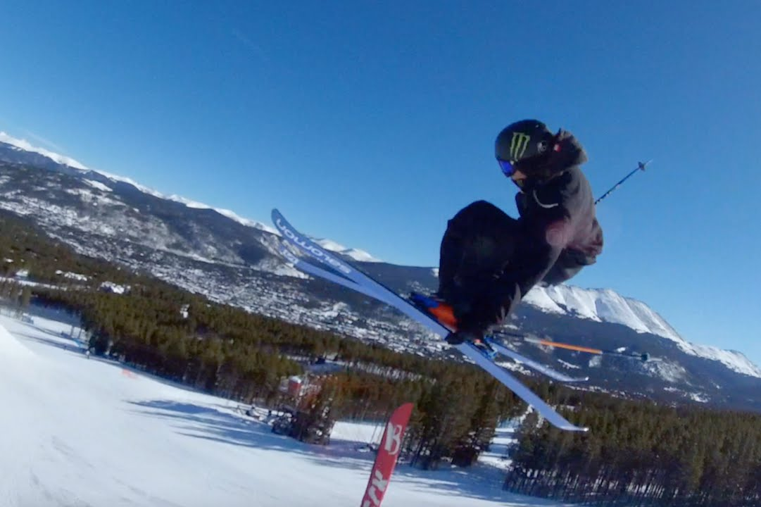 """James """" Woodsy"""" Woods – Hightech Style in Breck"""