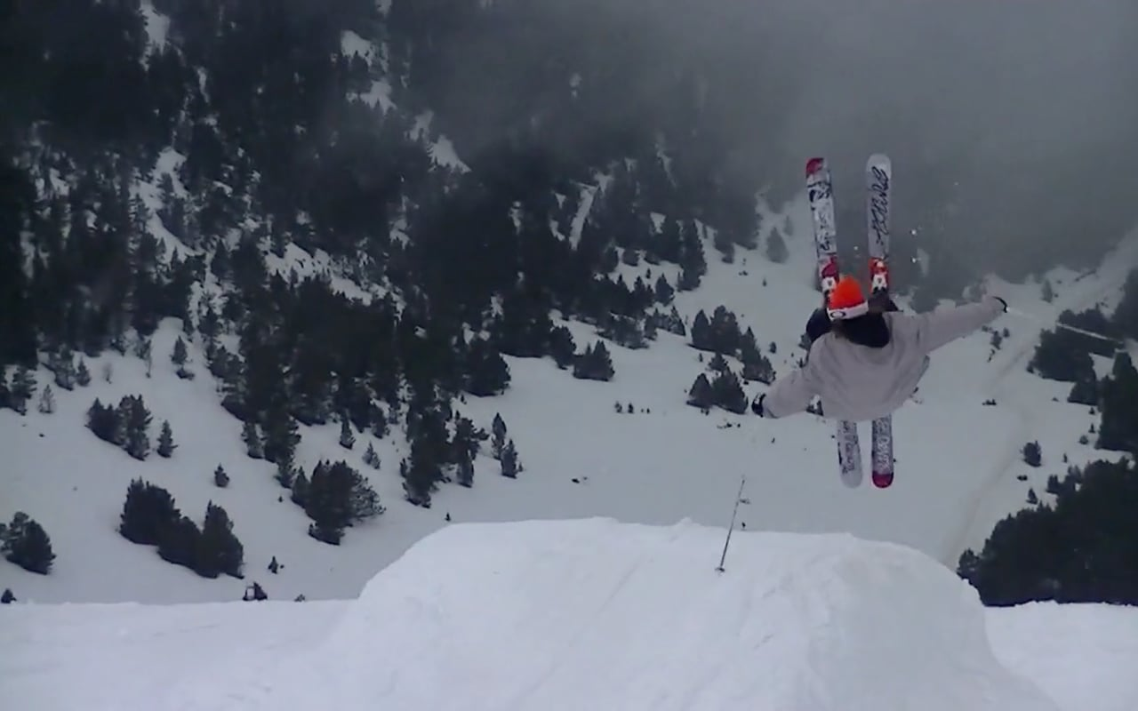 Keeshlife in Andorra – Joona Kangas & Antti Ollila