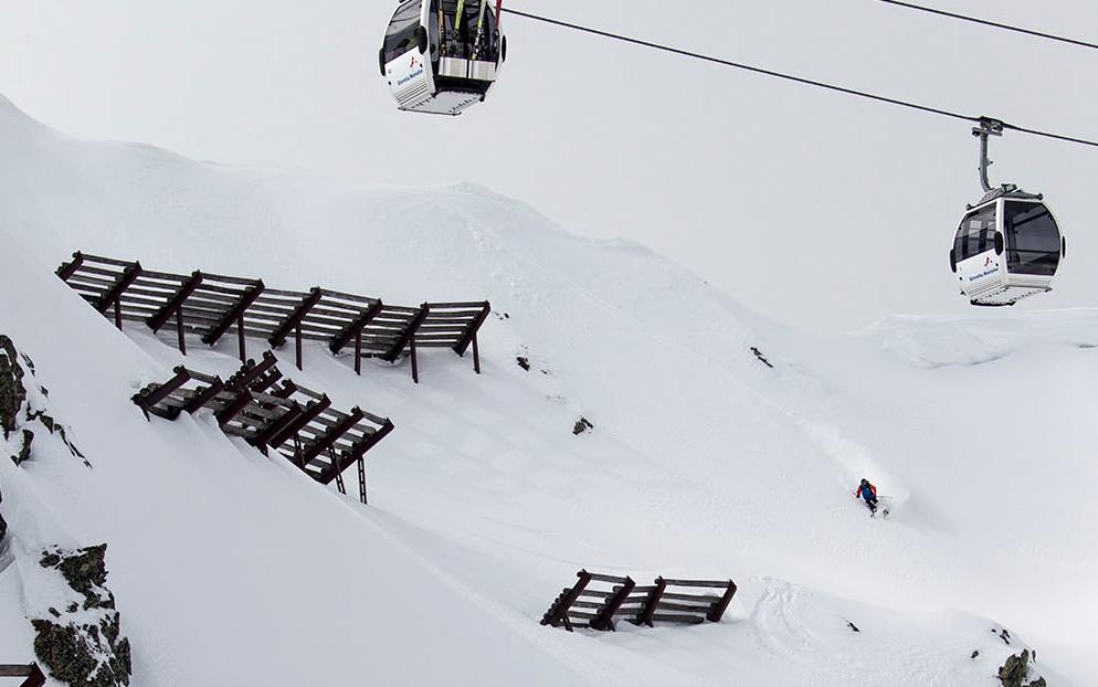 What a week? PRIME Skitest in der Silvretta Montafon