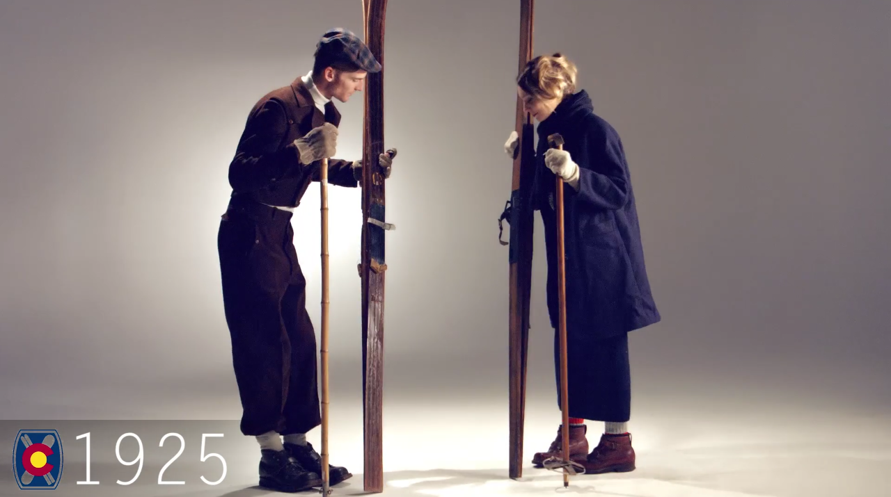Ski Fashion 1925