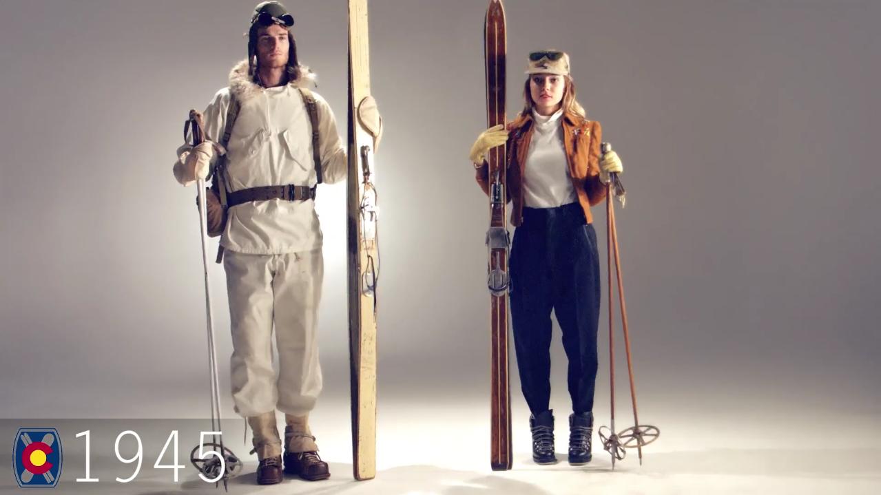Ski Fashion 1945