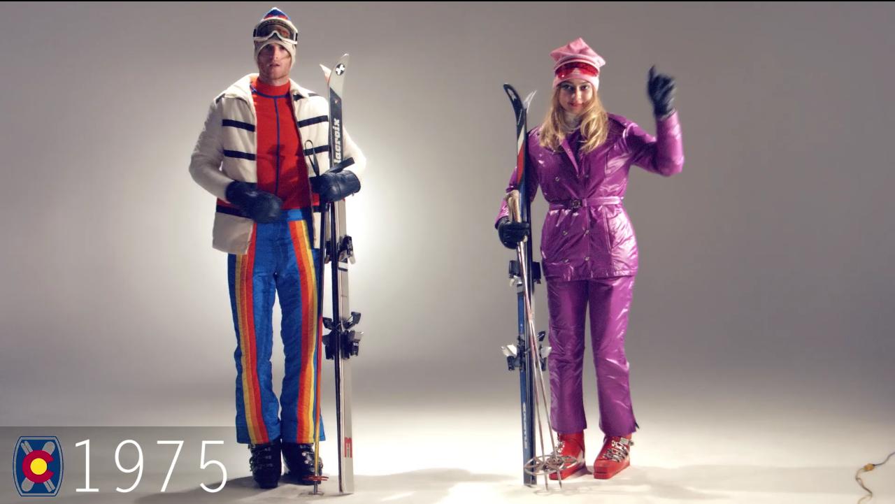 Ski Fashion 1975