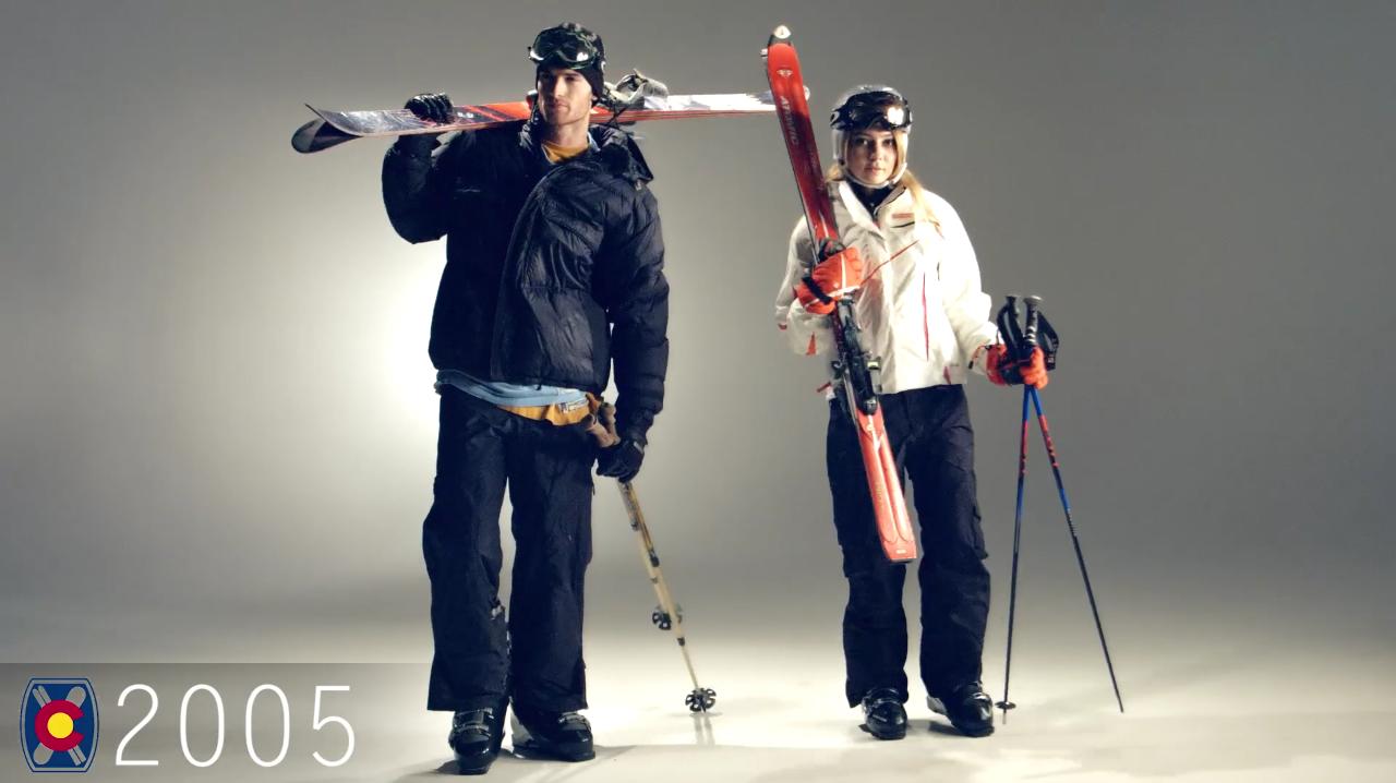 Ski Fashion 2005