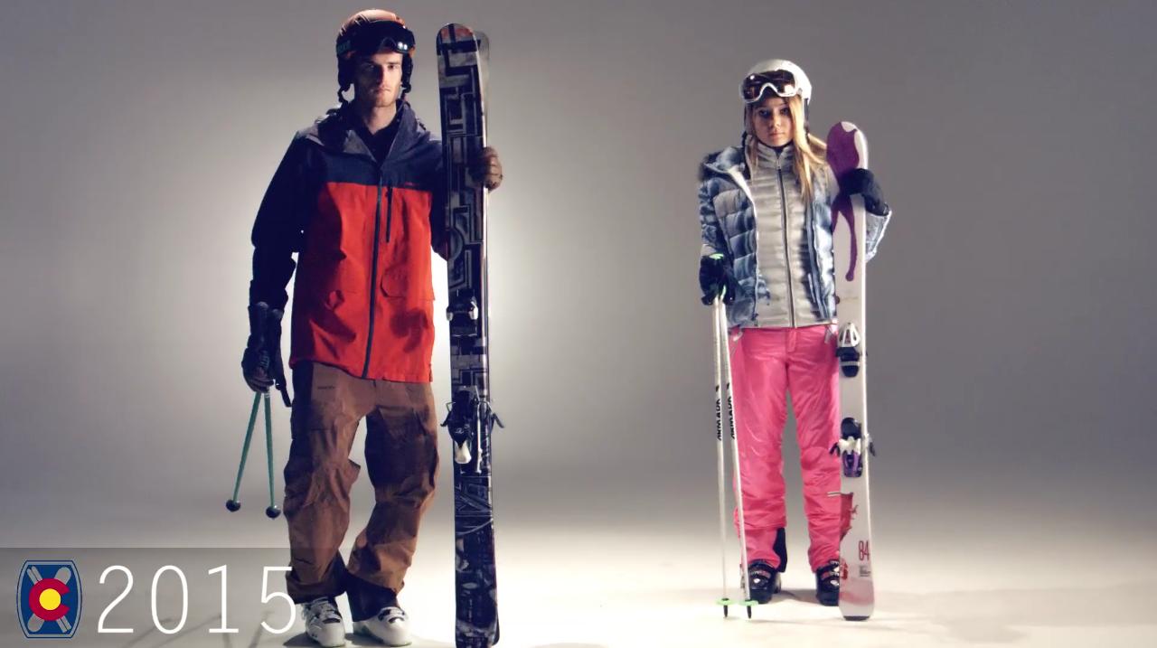 Ski Fashion 2015