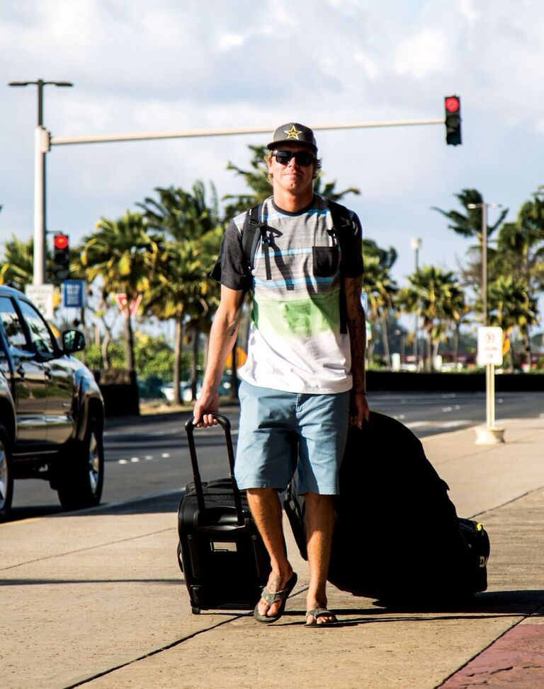 Dakine - Travel in style