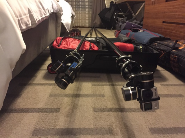 POW - Packing Stuff!