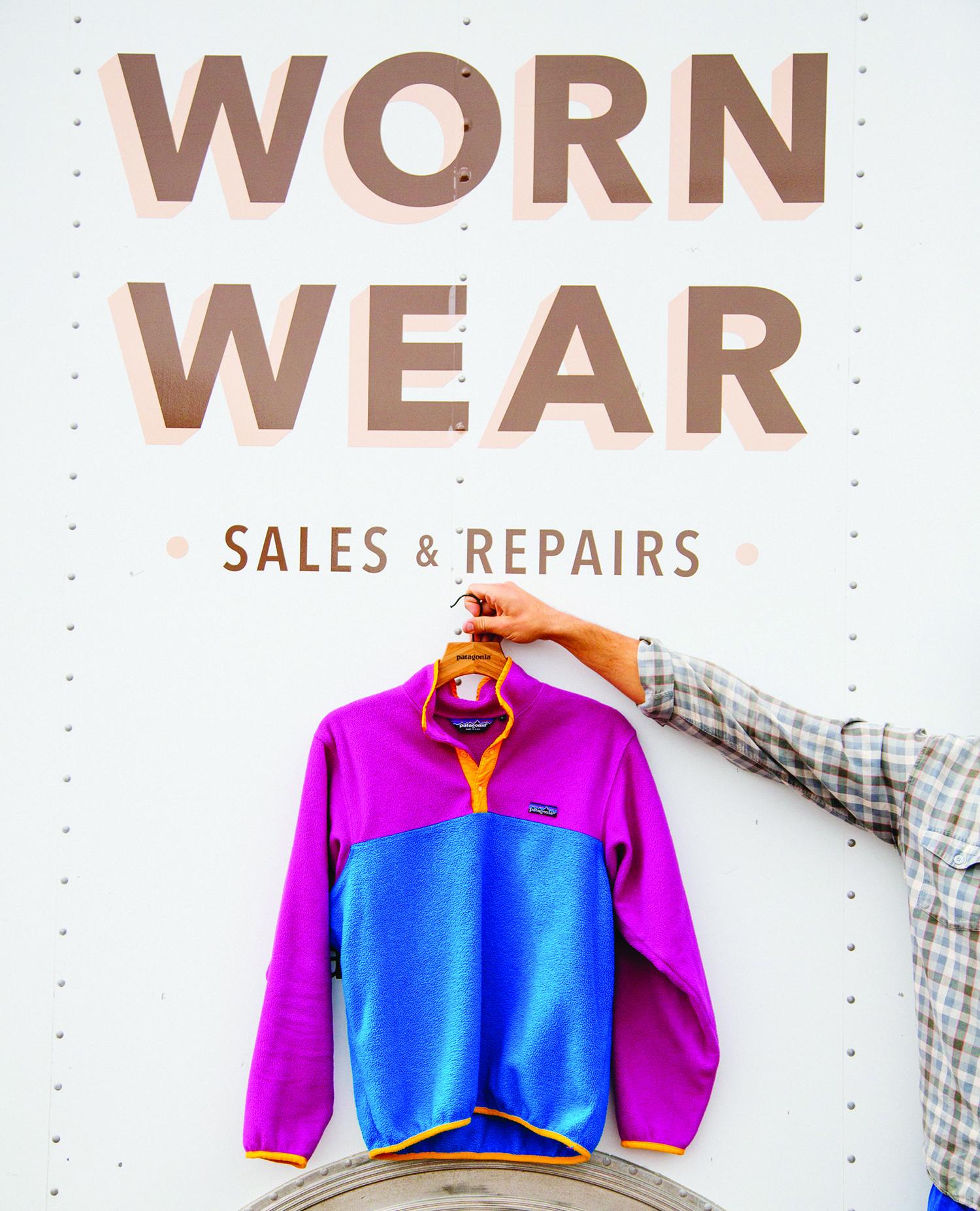 Worn Wear - so lautet das Motto!