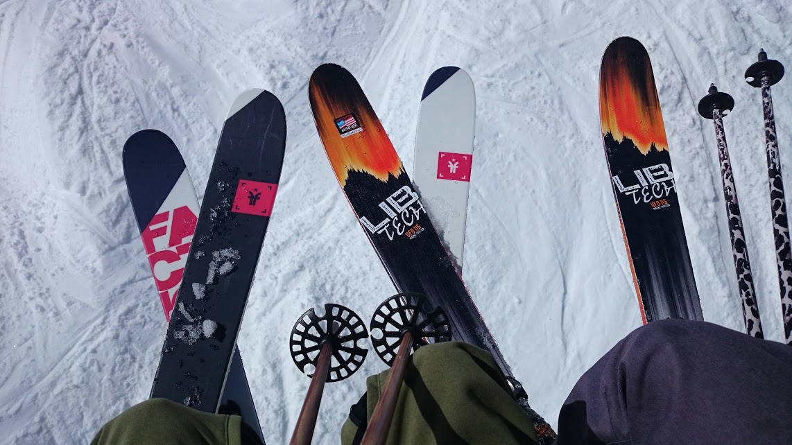 Skis are a shredders best friend. Which do you choose?