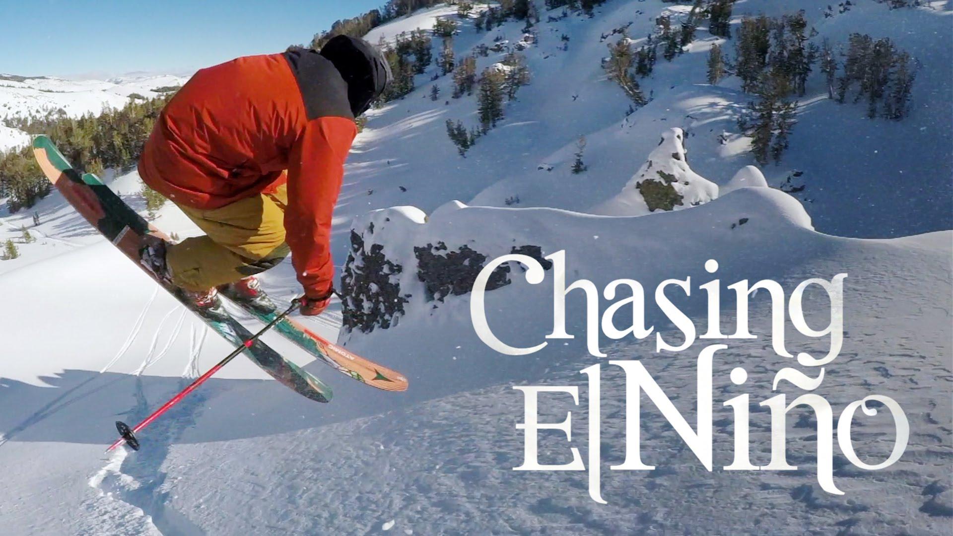 "Chris Benchetler: Chasing El Niño – Ep. 1 ""California's Comeback"""