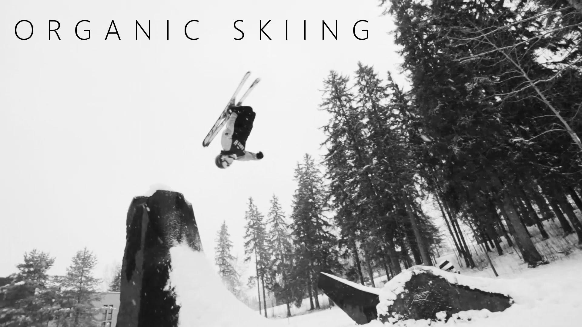 Juho Kilkki of Real Skifi – Organic Skiing