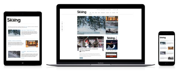 Prime Skiing Magazine Newsletter