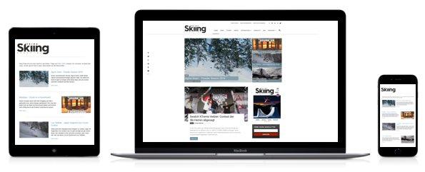 Prime Skiing Magazine Newsletter