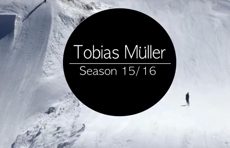 Freeski Germany : LOS : Tobi Müller 15/16