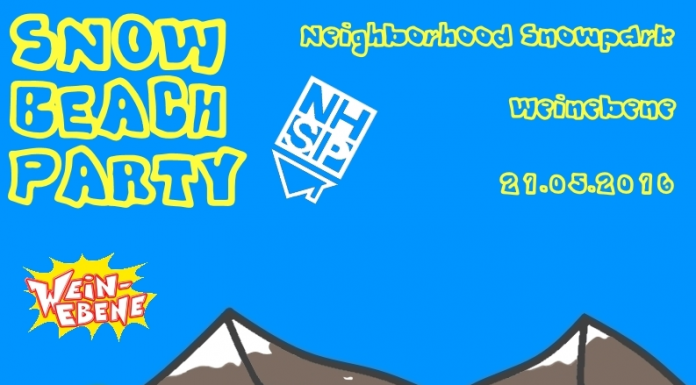 Snow Beach Party 2016