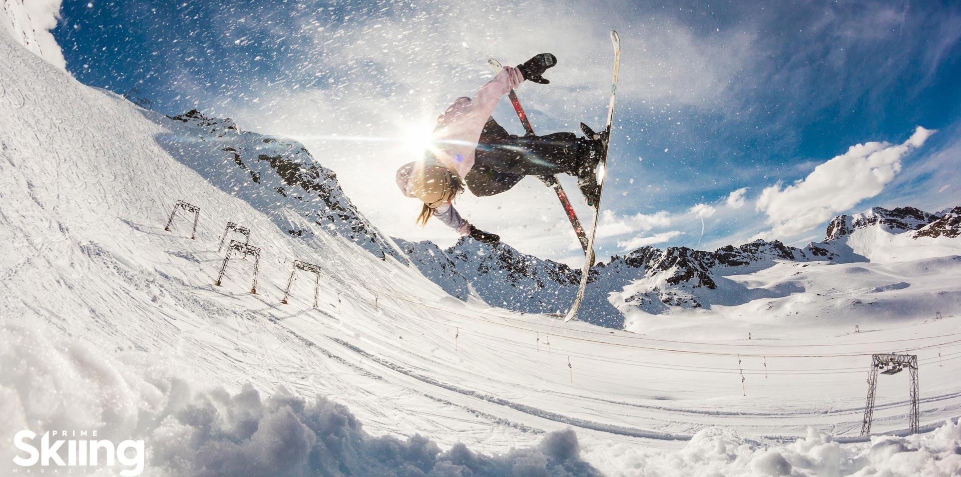 Spring Classics 2019 - Snowpark Kaunertal - Diese Woche geht's los!