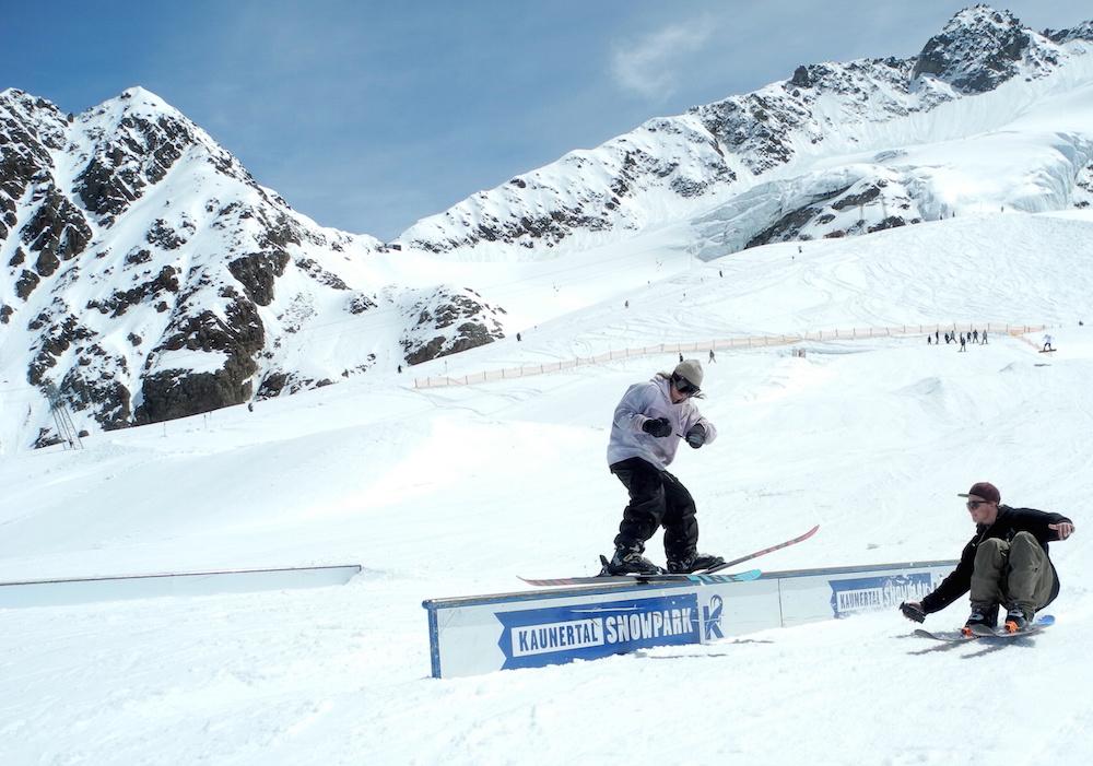 Armin Baumann gettin dat Skatestyle Shot!