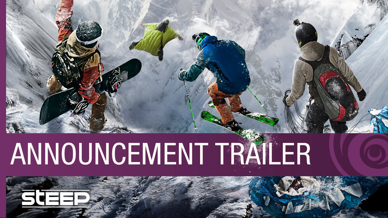 Trailer: Steep – The Game