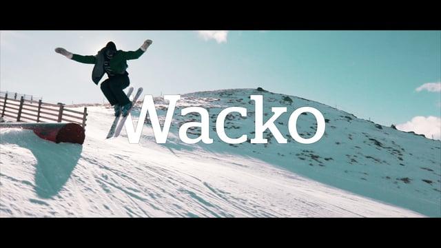 Wacko Wells zerstört Cardrona