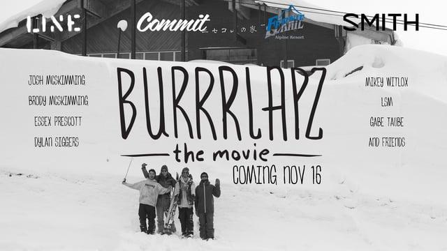 Burrrlapz The Movie – Trailer