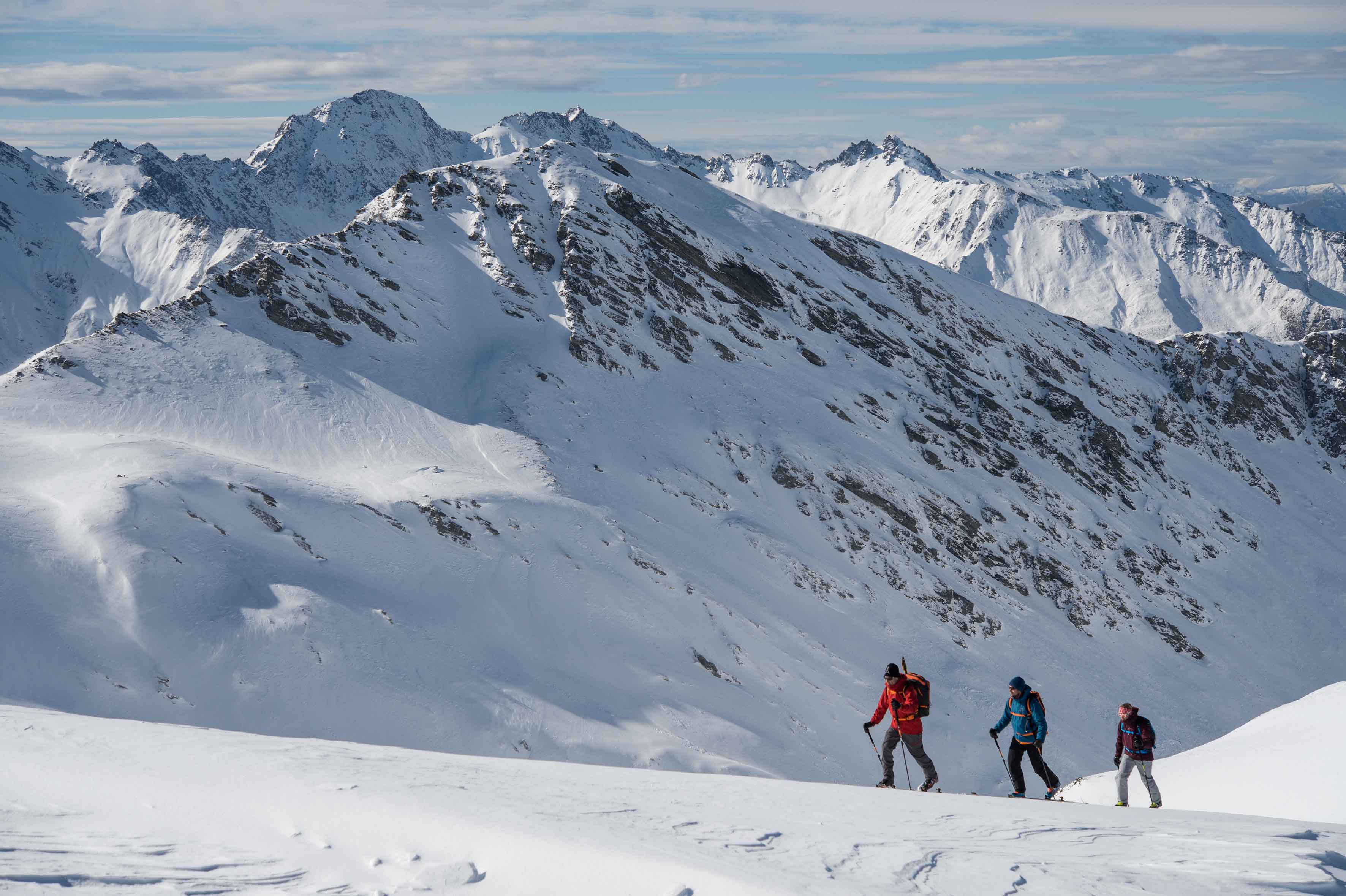 Two weeks spent in New Zealand shooting Atomics 14/15 ski line with Chris Benchetler, Dana Flahr, Molly Baker and Daron Rahlves.