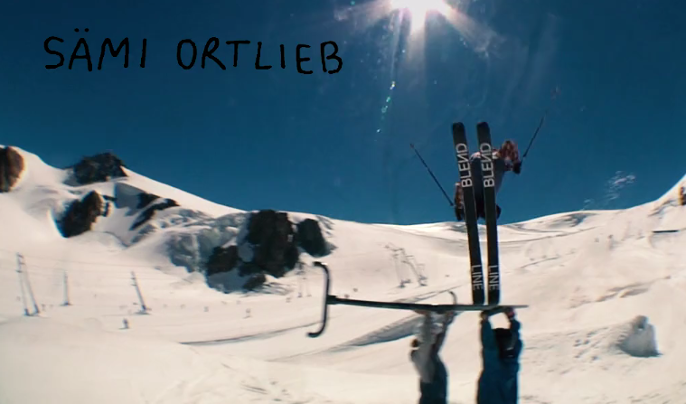 Glacier Days Sami Ortlieb