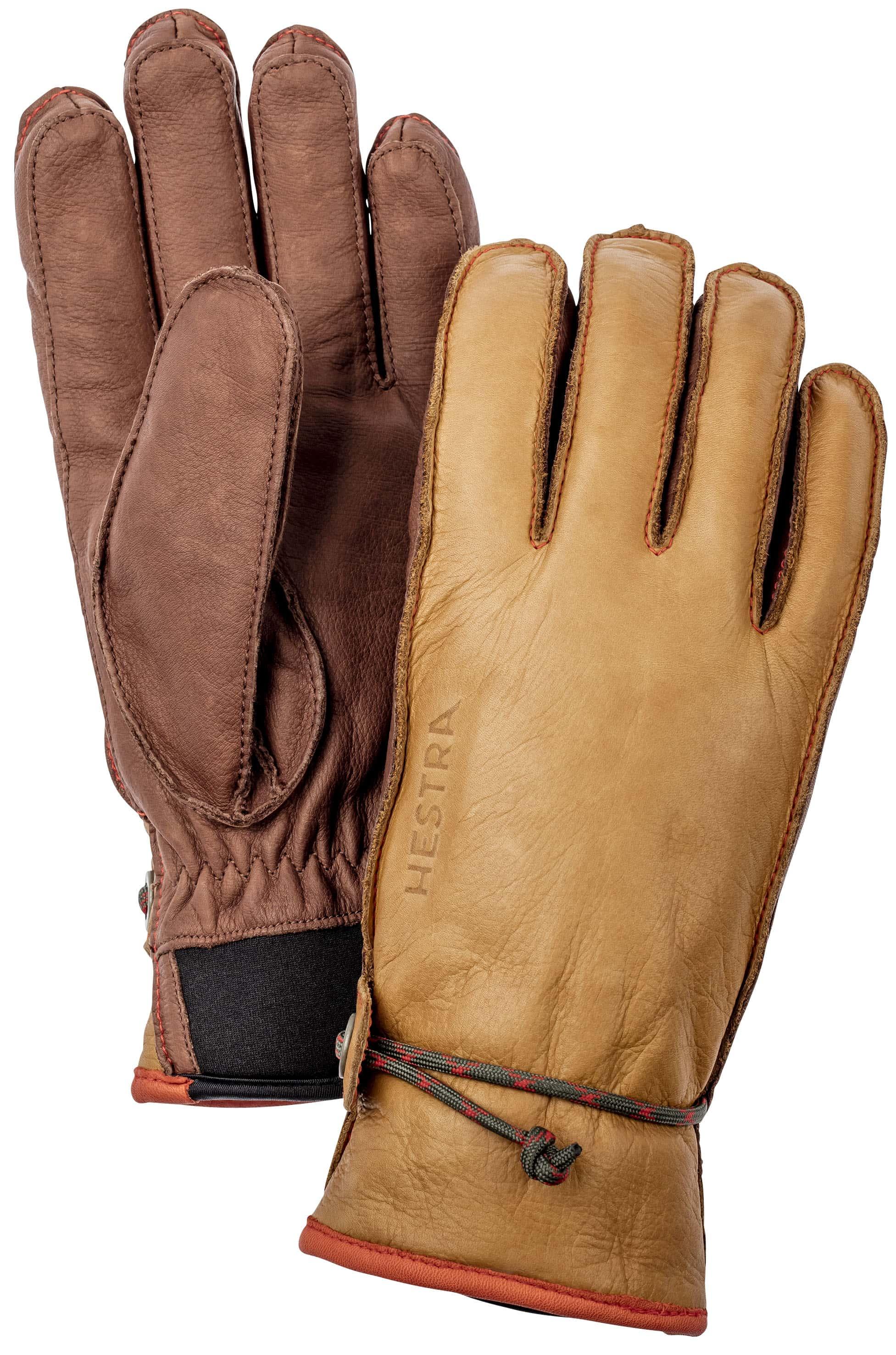 Hochwertige Materialien umschließen deine Hände im Wakayama. (Source: Hestra)
