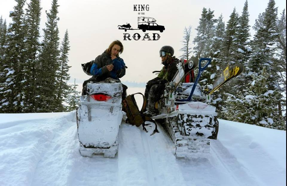 In King Of The Road zerlegt Mike das Backcountry, aber auch urban killt es der Rotschopf. (Source: Mike King Facebook)