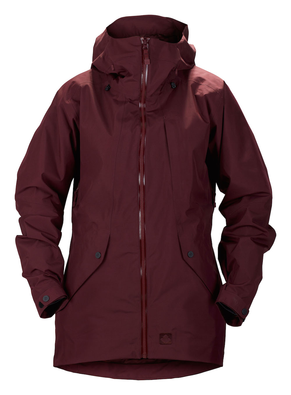 Die Sweet Protection Chiquitita Jacket in der Farbe Ron Red