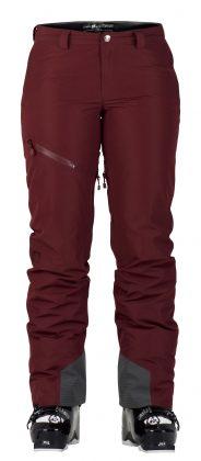 Die Diamond Pants in ROn Red.