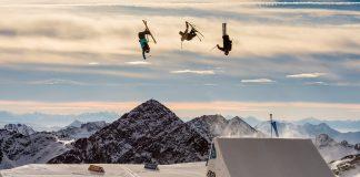 Swiss Freeski Team Triple Backflip