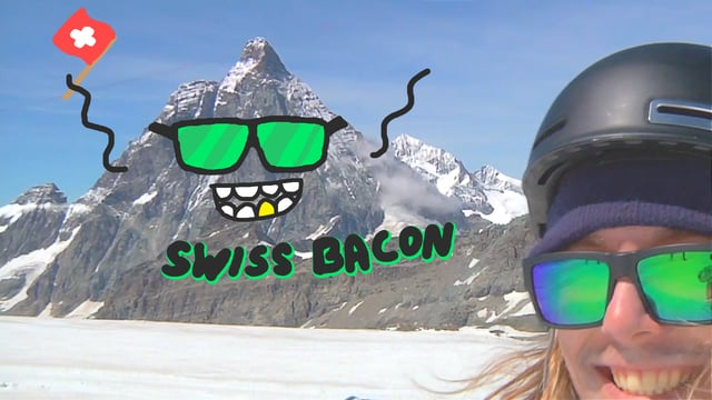 Swiss Bacon – Kevin Salonius