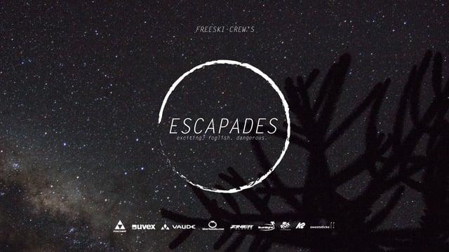 ESCAPADES – official movie trailer 2016