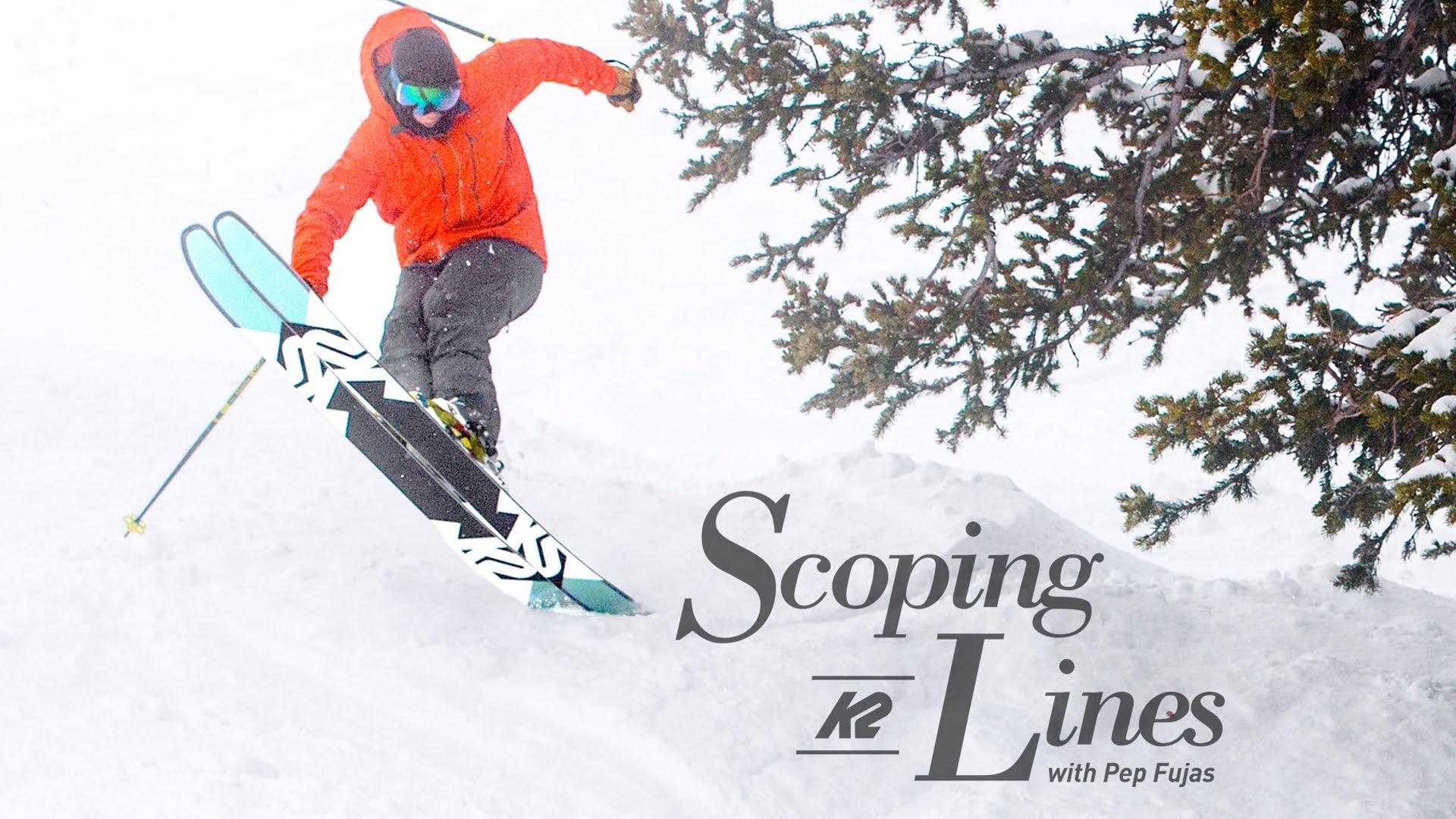 Scoping Lines—Pep Fujas und Sean Pettit
