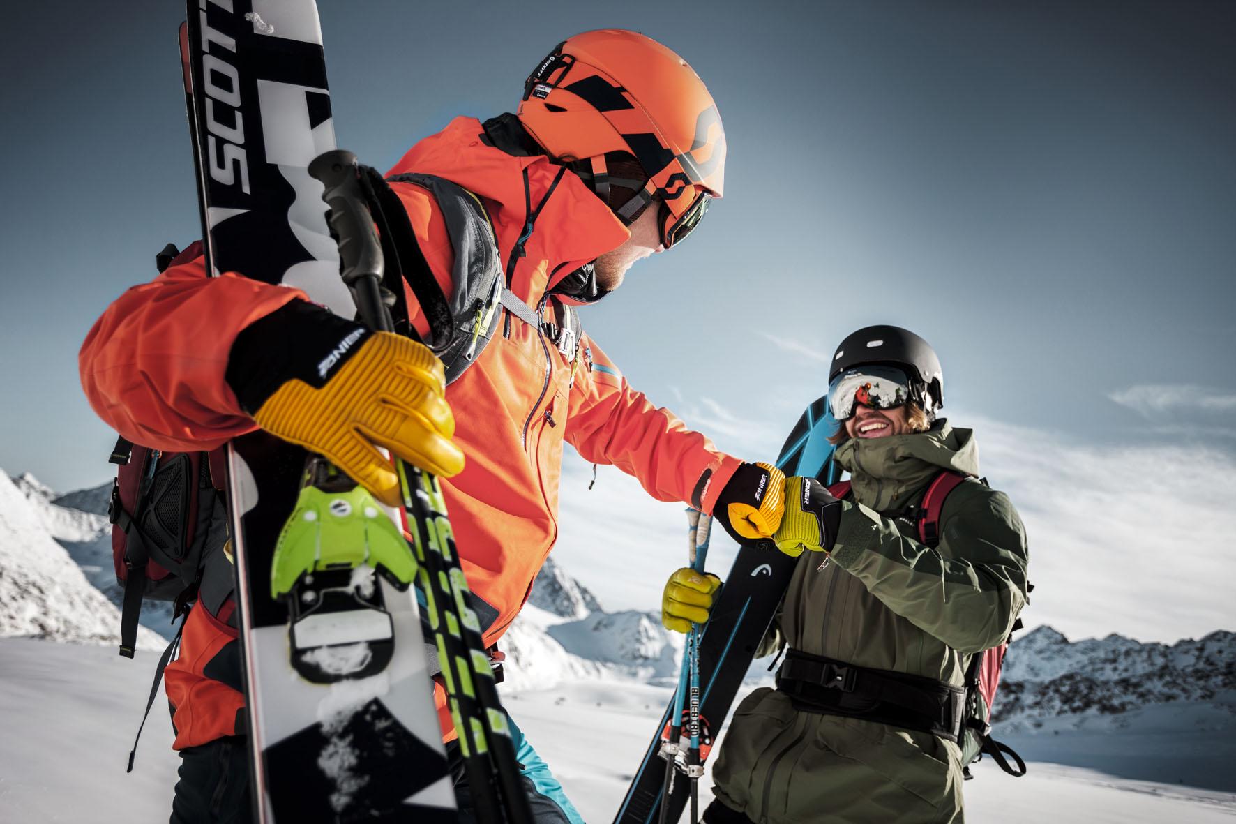 a089db07e51636 ZANIER Backcountry-Handschuhe mit Profis entwickelt