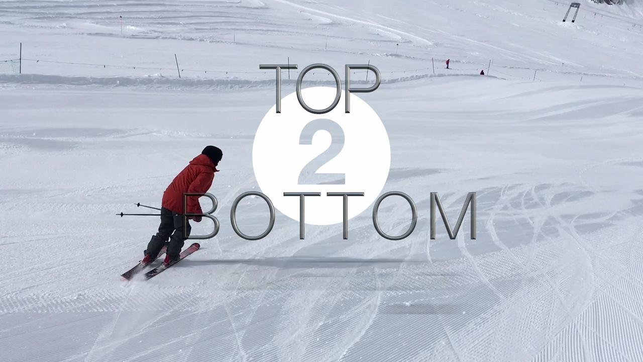 Snowpark Kitzsteinhorn – Top to Bottom mit Tom Ritsch